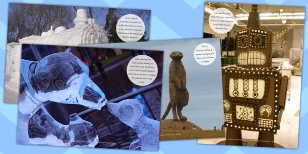 Unusual Sculptures Photo Pack - photo, pack, unusual, sculptures
