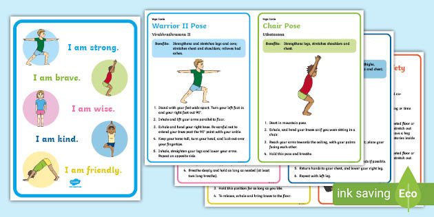 Yoga Poses For Kids Wellbeing Health Benefits Year 1 6