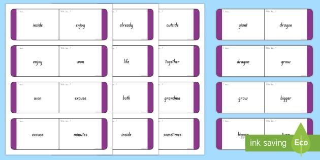 New Zealand Reading Purple Loop Cards - Literacy, reading, purple, colour wheel, loop, purple loop cards