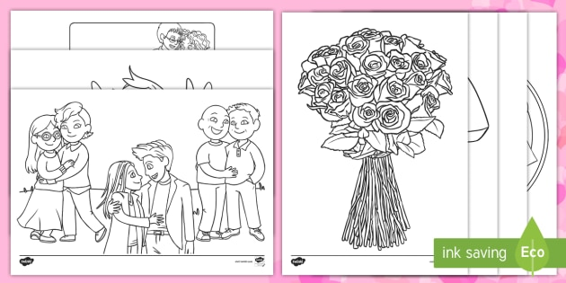 - Valentine's Day Coloring Pages (teacher Made)