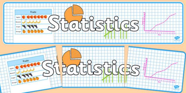 Statistics Display Banner NZ - nz, new zealand, statistics, display banner, display, banner