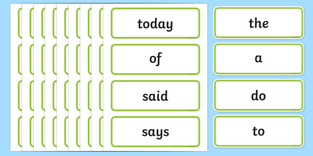 Curriculum Spelling List Years 1 and 2 Word Cards - curriculum, spelling list, spell, list, year 1, year 2, word cards