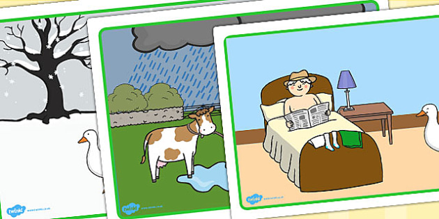 Farmer and Duck Story Sequencing - farmer duck, story sequencing, story, story ordering, story sheets, farmer duck worksheets, themed story sequencing