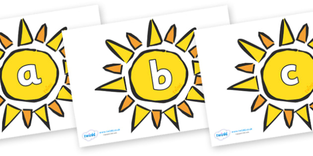Phase 2 Phonemes on The Sun - Phonemes, phoneme, Phase 2, Phase two, Foundation, Literacy, Letters and Sounds, DfES, display