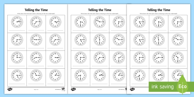 o 39 clock half past and quarter past times worksheet