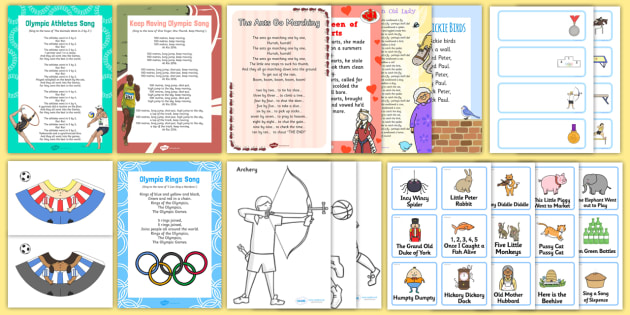 Sports Themed Intergenerational Toddler Singing Group Resource Pack - Intergenerational Ideas, sports, singing, ideas, support, activities, care givers, activity coordina