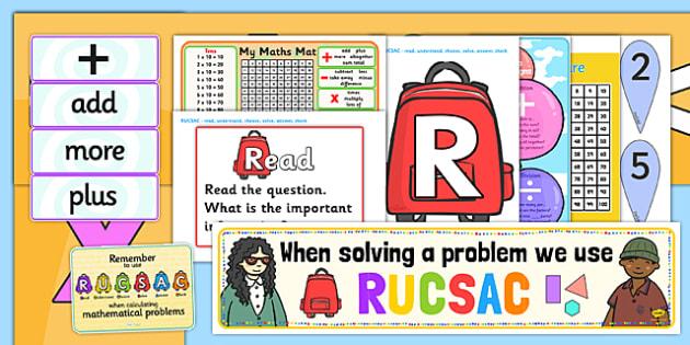 Ready Made RUCSAC Display Pack - display pack, rucsac, ready made