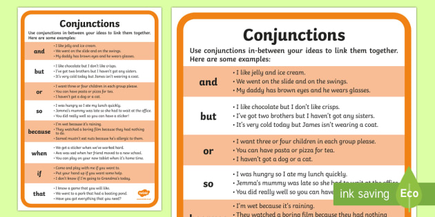 Preposition In Learn In Marathi All Complate: Conjunctions Examples Word Mat