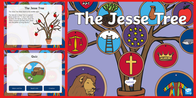 The Jesse Tree PowerPoint