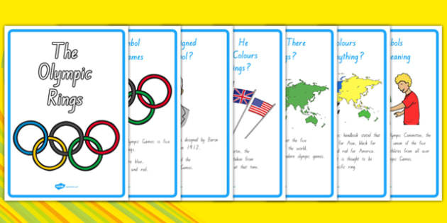The History of The Olympic Rings - nz, new zealand, Olympics, Olympic Games, sports, Olympic, London, 2012, history, rings, Olympic torch, flag, countries, medal, Olympic Rings, mascots, flame, compete, tennis, athlete, swimming, race