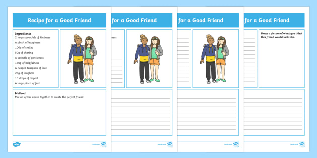 t t 2544952 recipe for a good friend differentiated activity sheets_ver_1