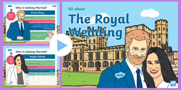 New Eyfs All About The Royal Wedding Powerpoint Eyfs Royal Wedding