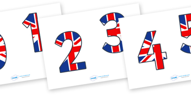 0-9 Display Numbers (British) - Display numbers, 0-9, numbers, display numerals, Spring, display lettering, display numbers, display, cut out lettering, lettering for display, display numbers