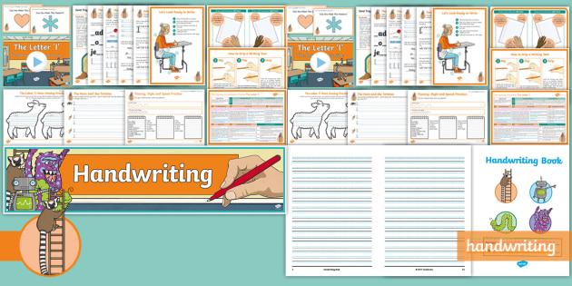free ks2 twinkl handwriting taster resource pack freebie. Black Bedroom Furniture Sets. Home Design Ideas