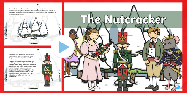 Traditional Tales The Nutcracker Primary Resources