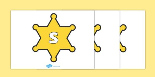 Phase 2 Sounds on Sheriffs Badges - phase 2, sounds, sheriff, badges, phase