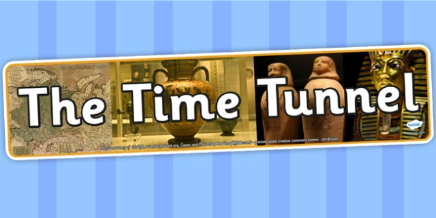 The Time Tunnel Photo Display Banner - the time tunnel, IPC display banner, IPC, time tunnel display banner, IPC display, time tunnel IPC banner