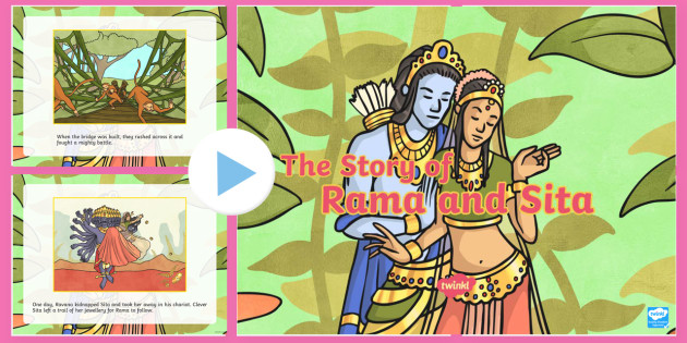ramayana story in english pdf with pictures