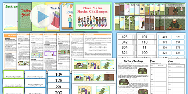 Year 3 Supply Pack - year 3, supply pack, supply teacher, supply, cover, activities, resources