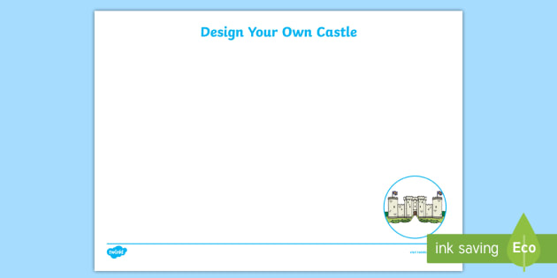 Design Your Own Castle Worksheet Design Your Own Ship Flag