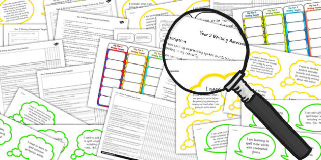 2014 Curriculum Year 2 English Writing Assessment Resource Pack