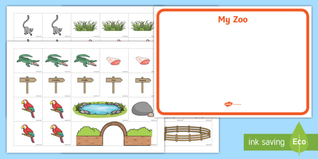 Create your own Zoo Map Template - Teaching Resource - l on make your map, make map showing locations, make a country map, treaser map, diy map, make your own, make a map in minecraft, a drawn made up for a country map, draw a neighborhood map, make a neighborhood map, making a map, make a life map, my father's dragon map,