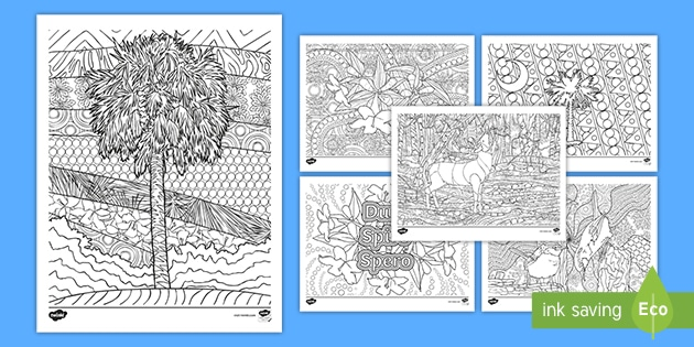 South Carolina State Flag Coloring Page – Worksheet Village | 315x630