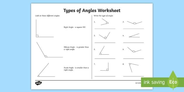 y4 angles homework