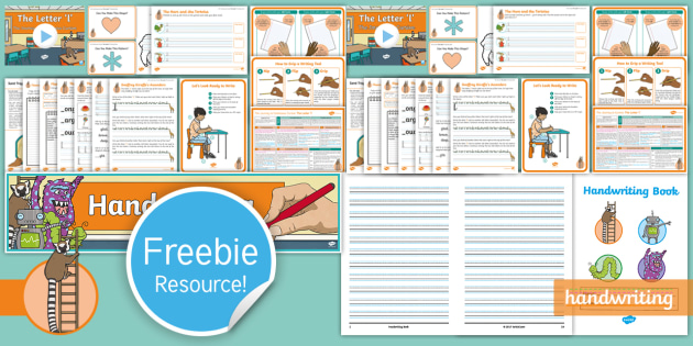 Free KS1 Twinkl Handwriting Taster Resource Pack - sample, bumper, freebie, writing, scheme, control, handwriting, nelson, penpals, letterjoin, handwriting intervention