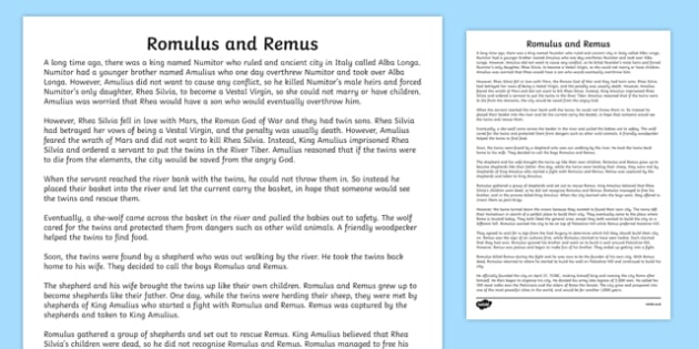 romulus and remus the twins who made rome ancient roman mythology childrens greek roman books