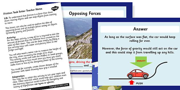 Friction Task Setter PowerPoint - friction, task setter, powerpoint, friciton powerpoint, friction task setter, task setter powerpoint, information