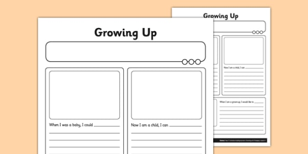Growing up worksheet activity sheet human growth human life growing up worksheet activity sheet human growth human life cycle growing up ibookread ePUb