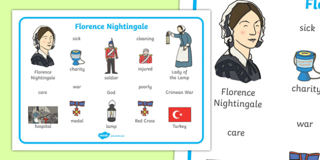 a description of the florence nightingale in prompting the significant change in nursing Florence nightingale  nurses' perceptions and those of the other two groups being statistically significant  of nursing: leading change,.