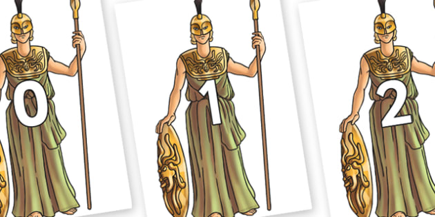 Numbers 0-100 on Athena - 0-100, foundation stage numeracy, Number recognition, Number flashcards, counting, number frieze, Display numbers, number posters