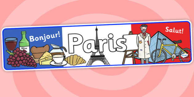 Paris Role Play Banner - paris, role play, banner, paris banner, role play banner, paris header, role play header, paris role play, banner about paris