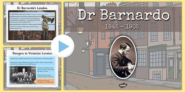 Dr Barnardo Presentation - dr barnardo, presentation, powerpoint, british