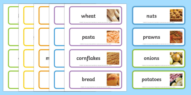 Food Groups Photo Word Cards - food, food word cards, food photo word cards, food groups, healthy eating, food groups word cards, healthy eating word cards