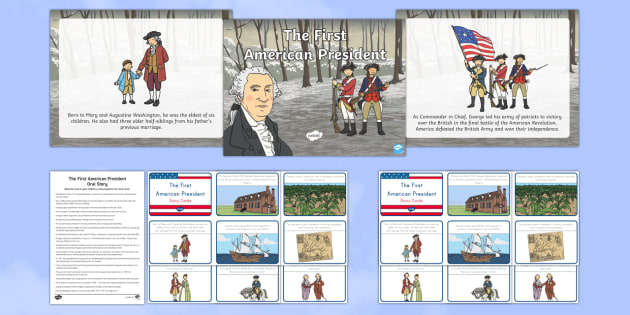 The First American President Resource Pack-Australia - American Presidents, American History, Social Studies, Barack Obama, Lyndon B. Johnson, Franklin D.