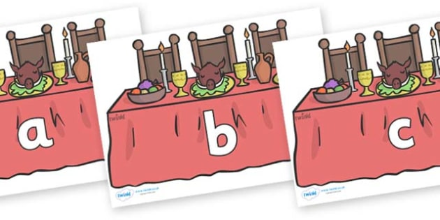 Phase 2 Phonemes on Dining Tables - Phonemes, phoneme, Phase 2, Phase two, Foundation, Literacy, Letters and Sounds, DfES, display