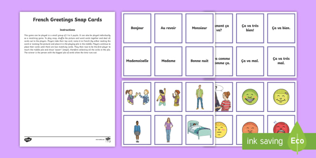 Greetings snap card game french french games french snap greetings snap card game french french games french snap french greetings french m4hsunfo