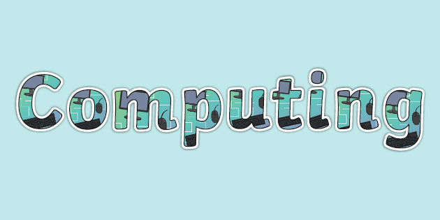 Computing Title Display Lettering