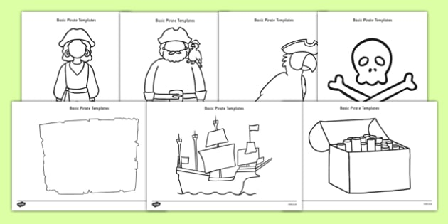 basic pirates template resource pack basic template