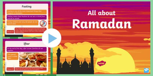 eyfs all about ramadan powerpoint ramadan eid eidul