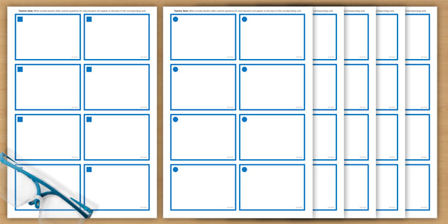 Flash Cards Template from images.twinkl.co.uk