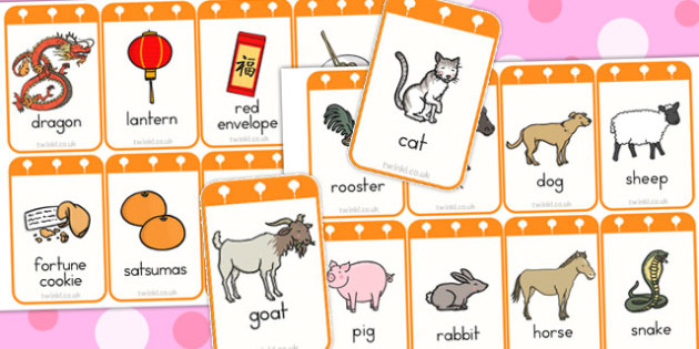 chinese new year flashcards australia chinese new year cards