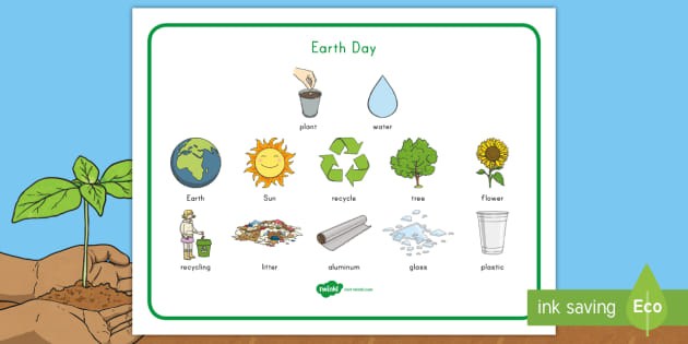 us l 409 earth day word mat ver 2