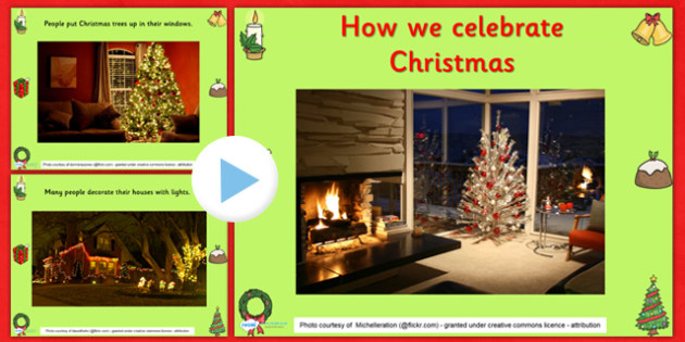 how we celebrate christmas powerpoint christmas christmas powerpoint how we celebrate christmas - How Many People Celebrate Christmas