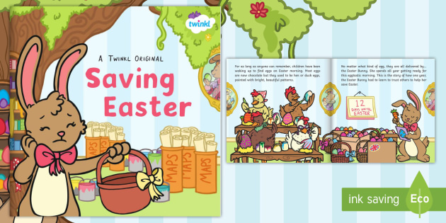 Saving Easter Ebook Children S Books Easter Chickens Eggs Rescue
