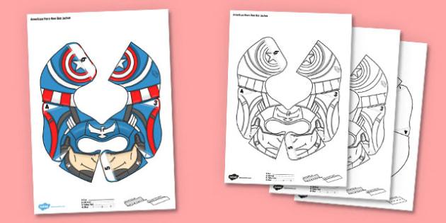 American Hero Bee Bot Jacket - american hero, superhero, bee bot, bee-bot, beebot, jacket