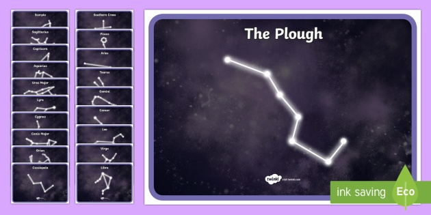 Kids Learning Tablet >> Constellations Display Posters - constellations, display ...